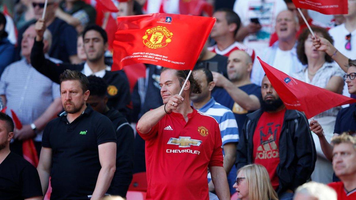 Манчестер Юнайтед уже продал все абонементы на сезон 2019/20, несмотря на провал этого года