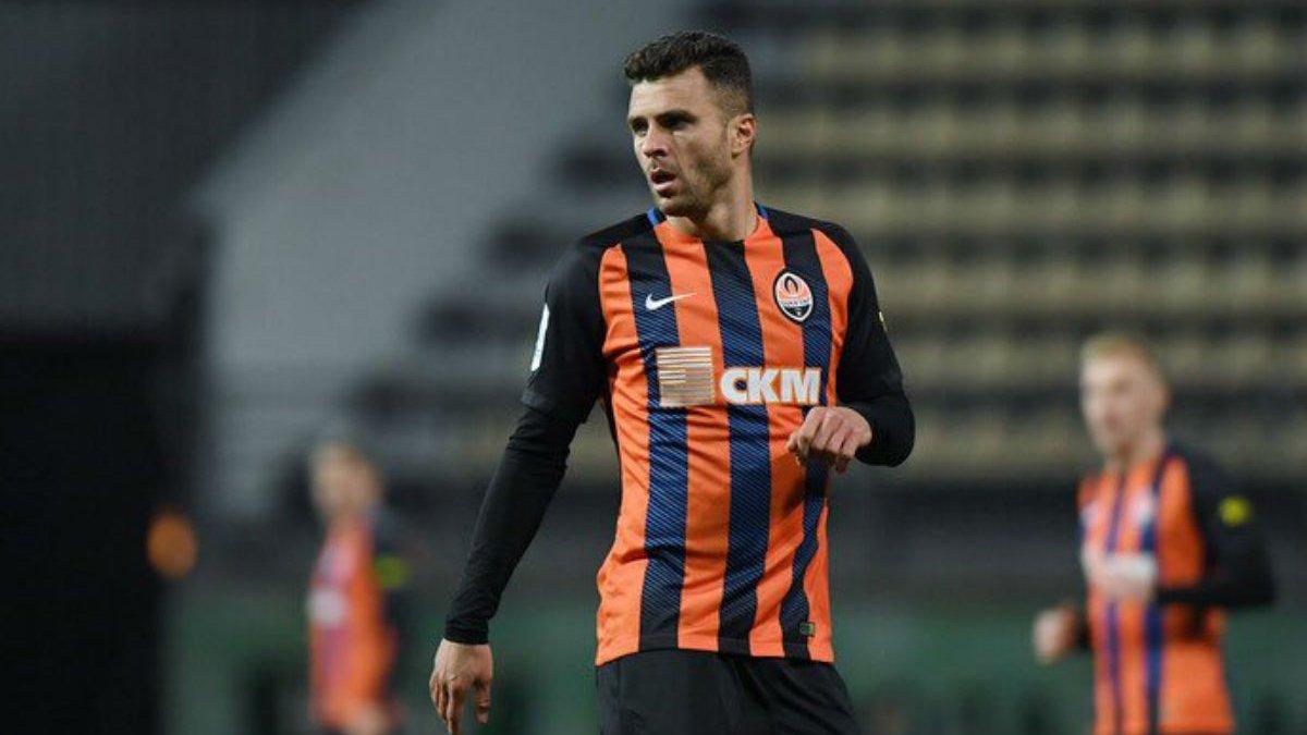 Мораєс пропустить матч з Динамо і ризикує не зіграти за збірну України проти Сербії та Люксембургу