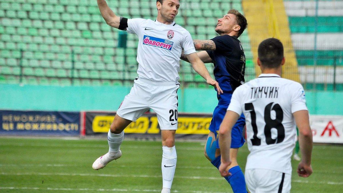 Львів втримав нічию у матчі проти Зорі