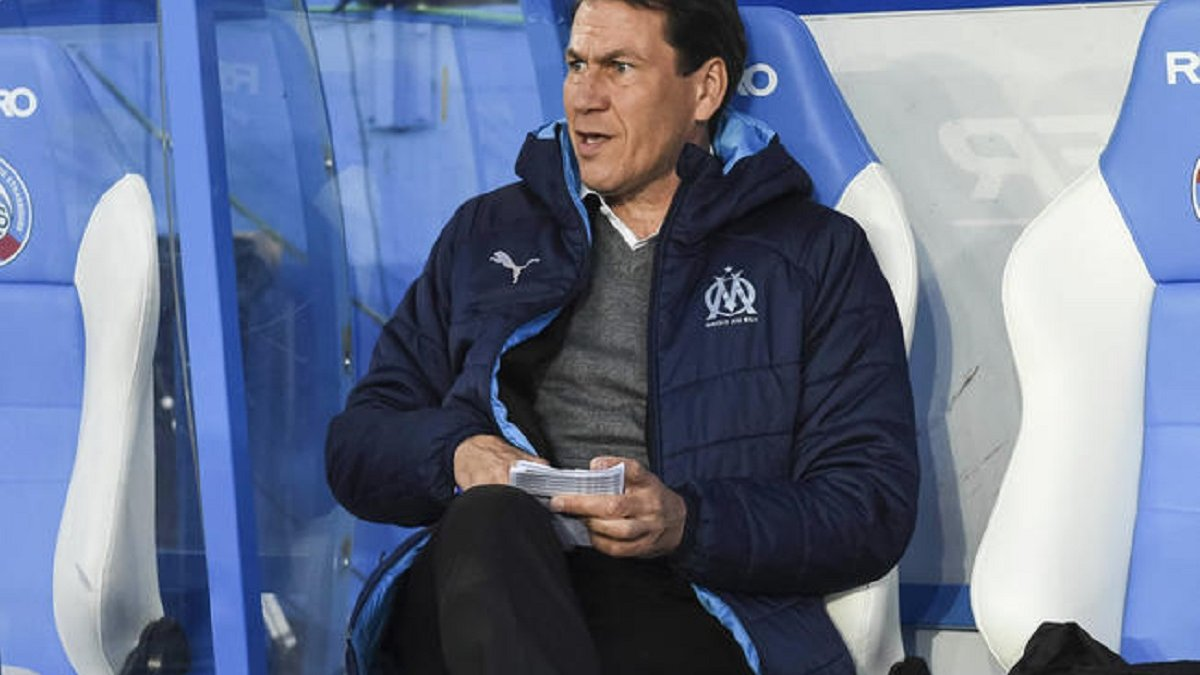 Гарсия объявил, что покинет пост наставника Марселя