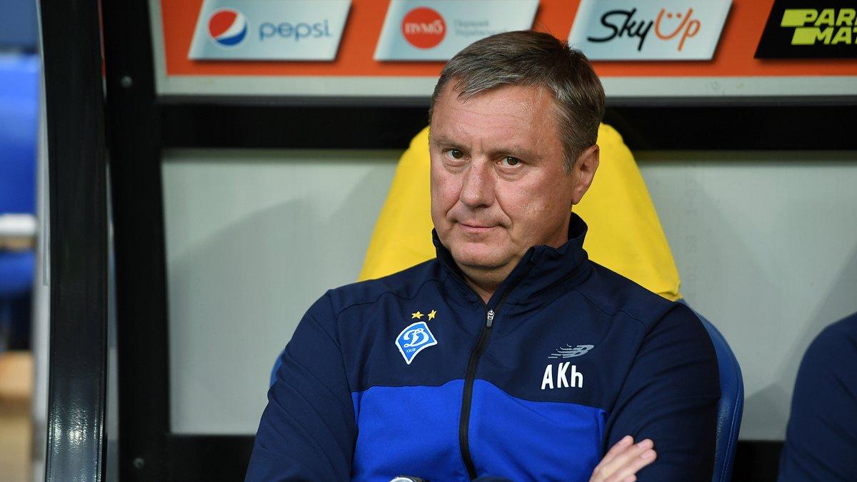 Хацкевич пояснив, чого не вистачає Динамо для боротьби за титул