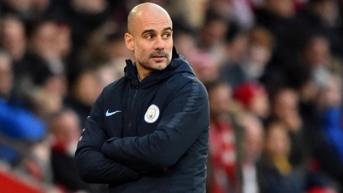 В Манчестер Сити прокомментировали слухи о том, что Гвардиола договорился с Ювентусом