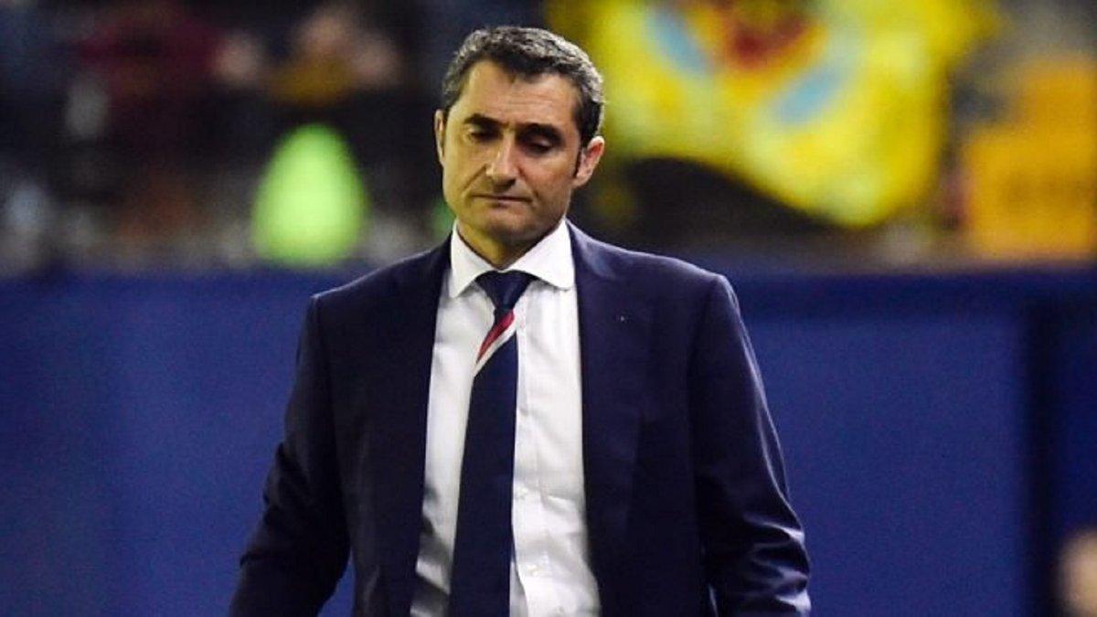 Вальверде – о финале Кубка Испании: Все думают, что Барселоне легко побеждать во всех турнирах – это ошибка