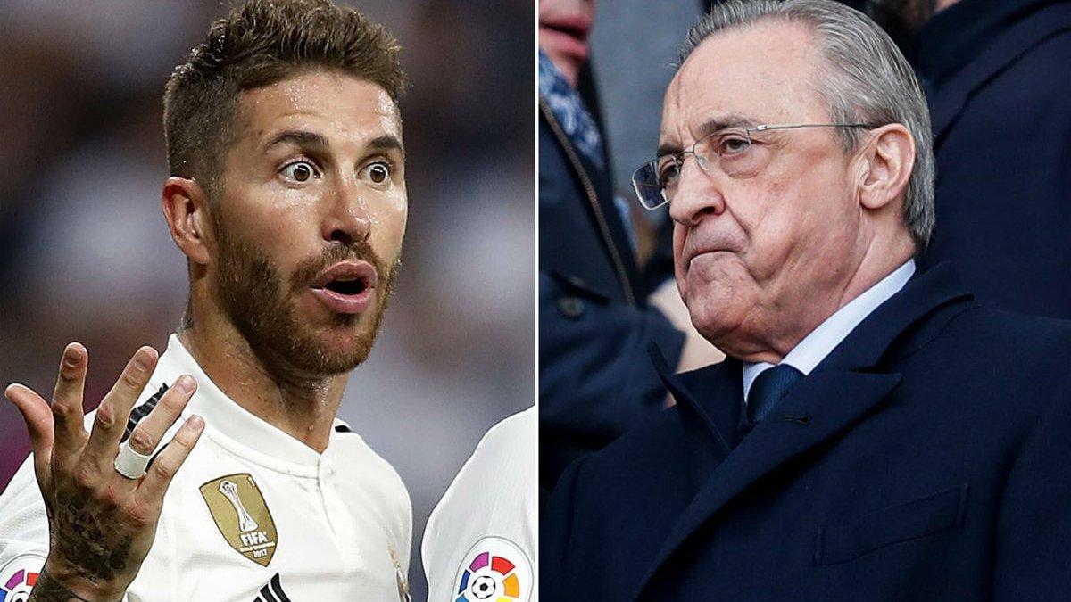 Рамос-бунтівник: хто міг би замінити в Реалі незадоволеного капітана, який погрожує покинути клуб