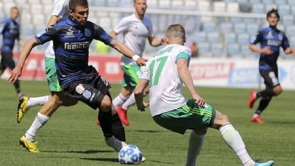 Ворскла – Черноморец – 1: 2 – видео голов и обзор матча