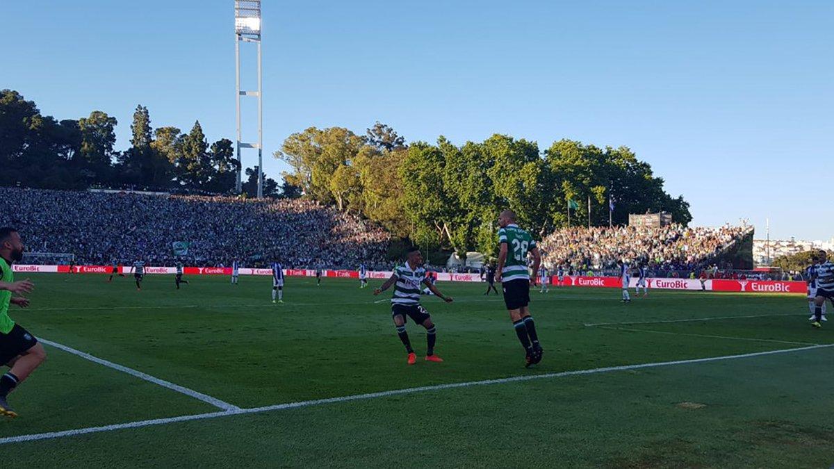 Спортинг Л в серии пенальти победил Порту и выиграл Кубок Португалии