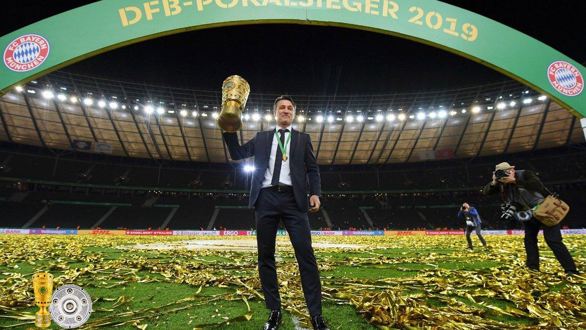 Ковач встановив два унікальних досягнення у фіналі Кубка Німеччини