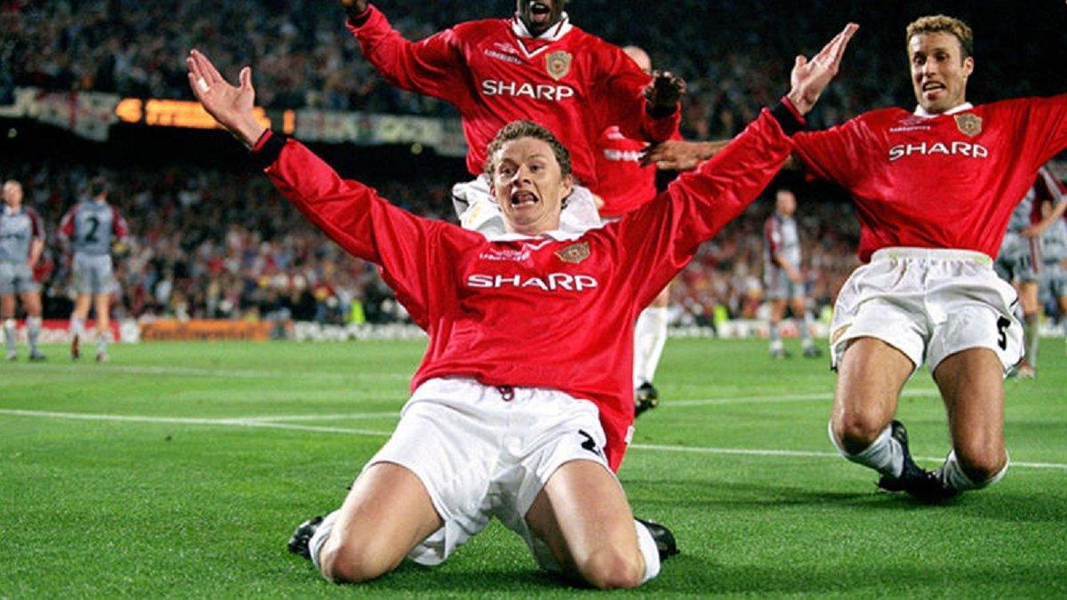 20 лет назад Манчестер Юнайтед совершил феерический камбэк в финале Лиги чемпионов – ретро дня