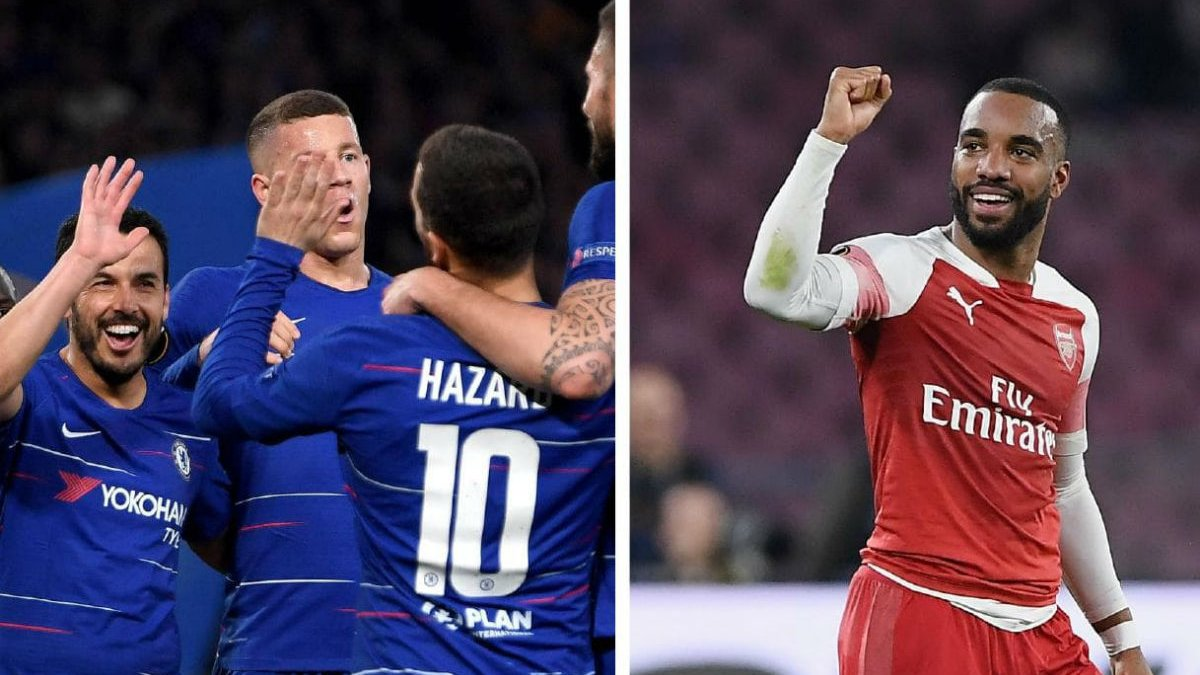 Челси – Арсенал: прогноз на финал Лиги Европы 2018/19