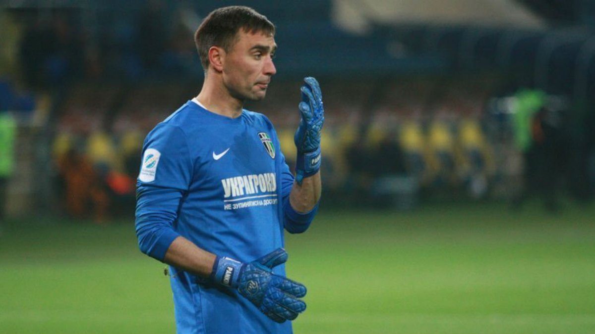Паньків прокоментував свій дебютний виклик у збірну України