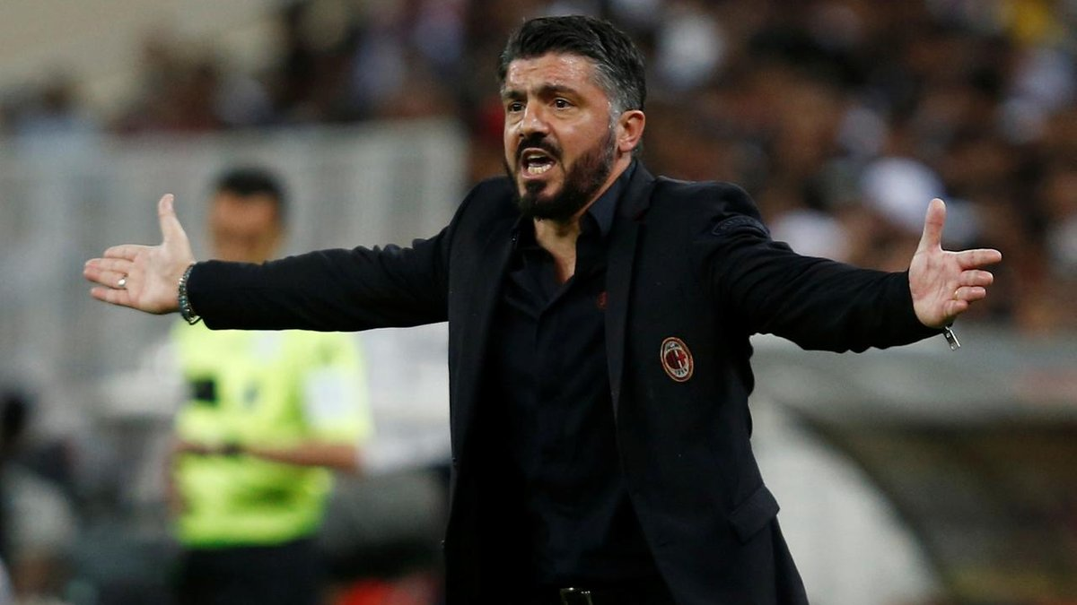 Милан уволит Гаттузо