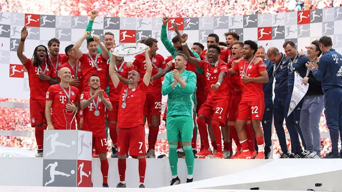 Бундесліга – найрезультативніший чемпіонат Європи з топ-5 ліг