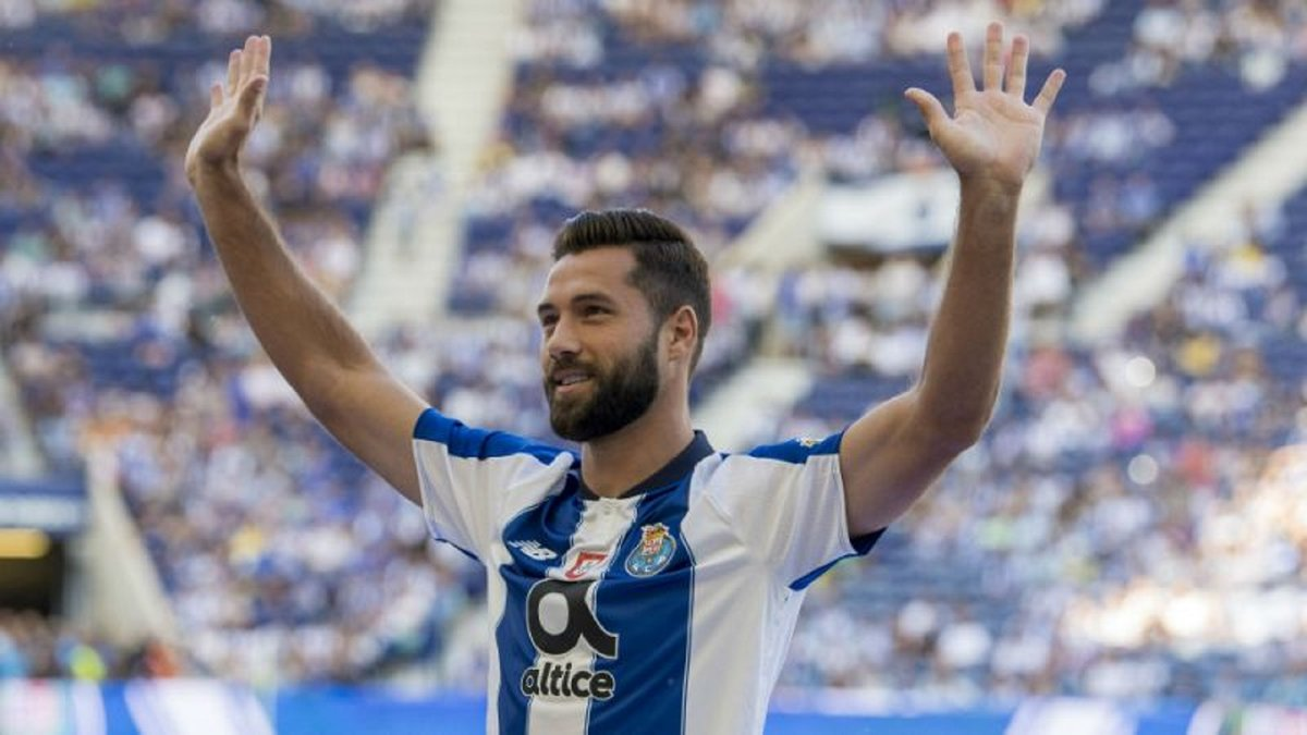 Атлетіко придбав у Порту захисника Феліпе