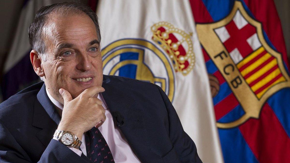 Тебас – про масові арешти в Іспанії через договірні матчі: Відчуваю біль, адже це зачіпає симпатичний мені клуб