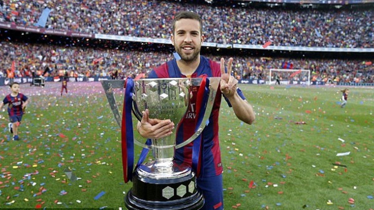 Альба: Вболівальники розпещені трофеями Барселони