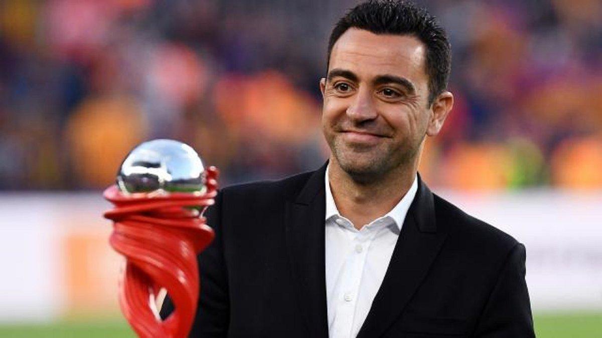 Хави официально стал главным тренером Аль-Садда