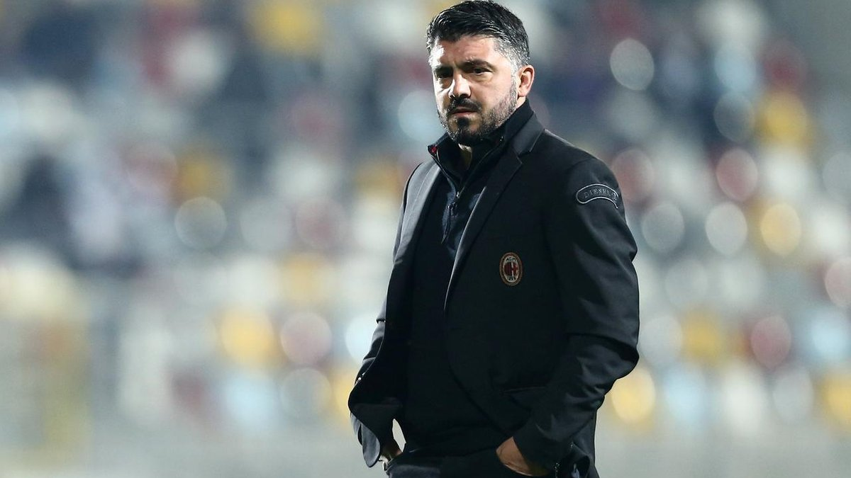 Милан официально объявил об увольнении Гаттузо