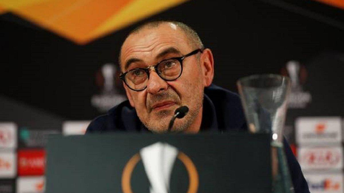 Челси – Арсенал: пресс-конференция Маурицио Сарри перед финалом Лиги Европы