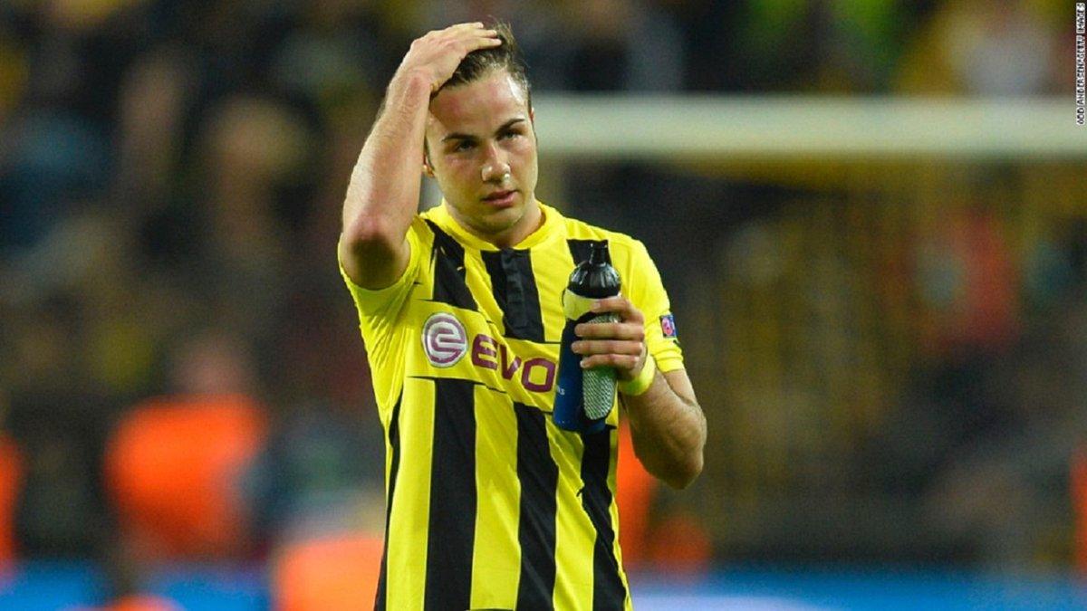 Арсенал хоче підписати Гьотце на заміну Ремзі