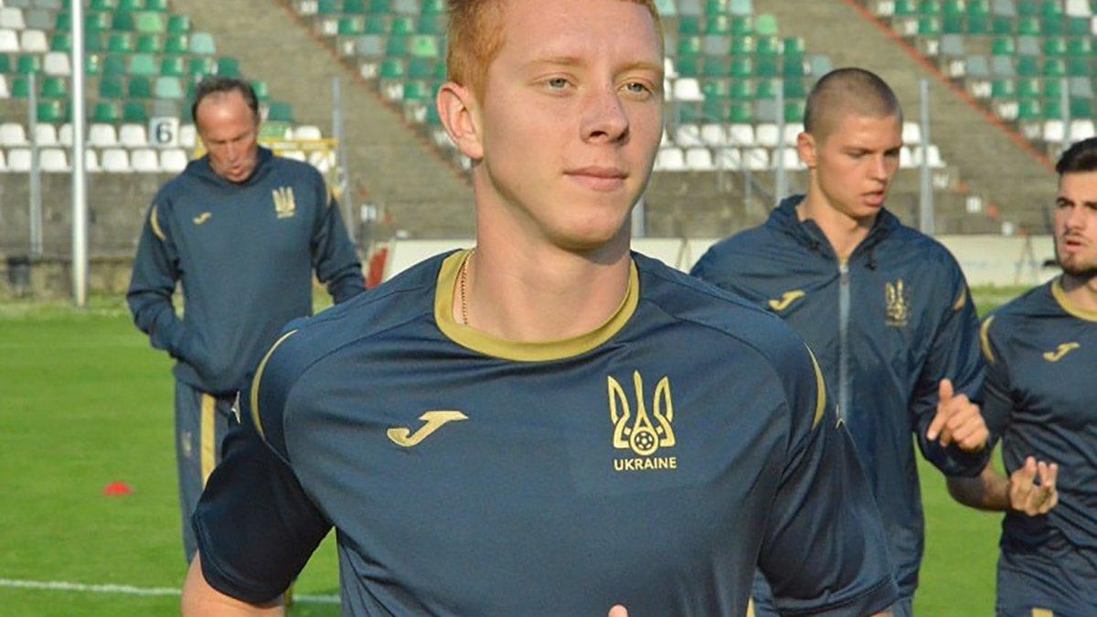 Захисник збірної України U-20 Конопля: Про Нігерію поки маємо небагато інформації, але з цим проблем не буде