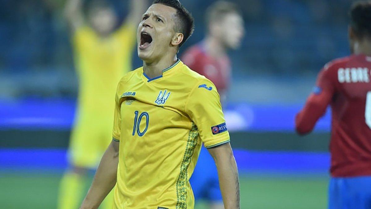 Коноплянка: У складі збірної Сербії виступають гравці топ-рівня, як і в України