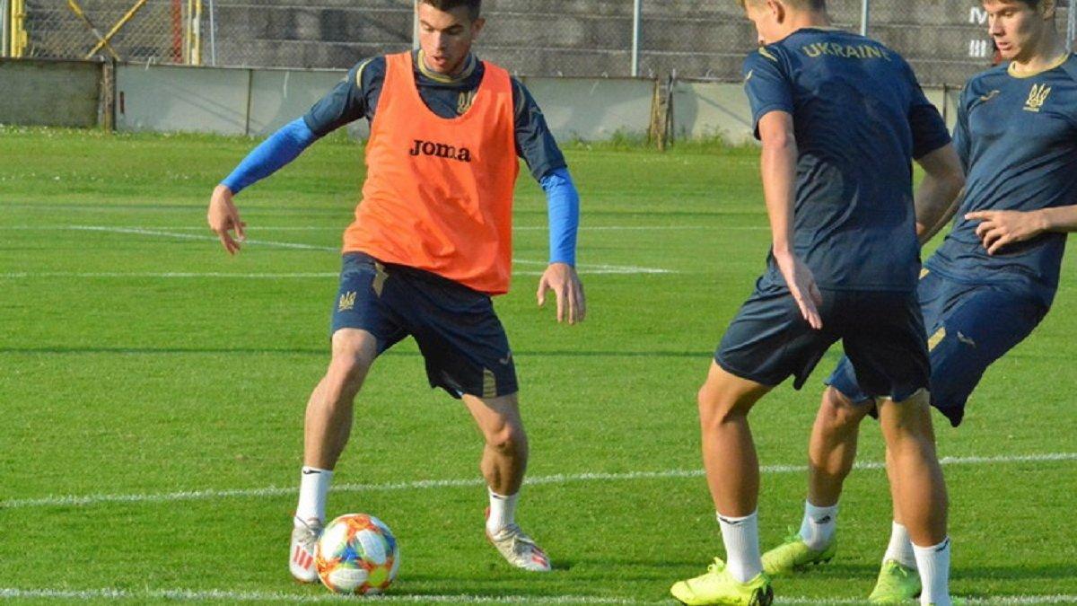 Полузащитник сборной Украины U-20 Чех: Нигерию относят к фаворитам Мундиаля? О США тоже так говорили