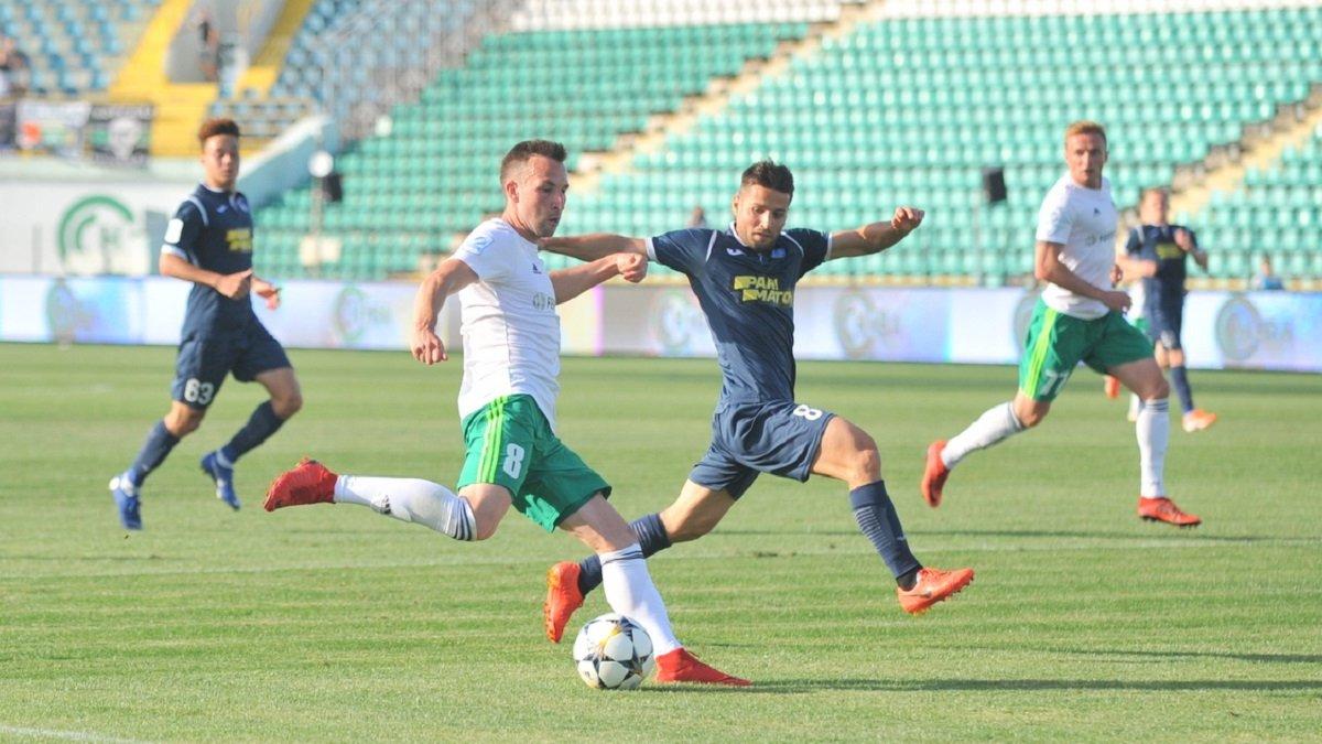 Ворскла – Олимпик – 2:2 – видео голов и обзор матча