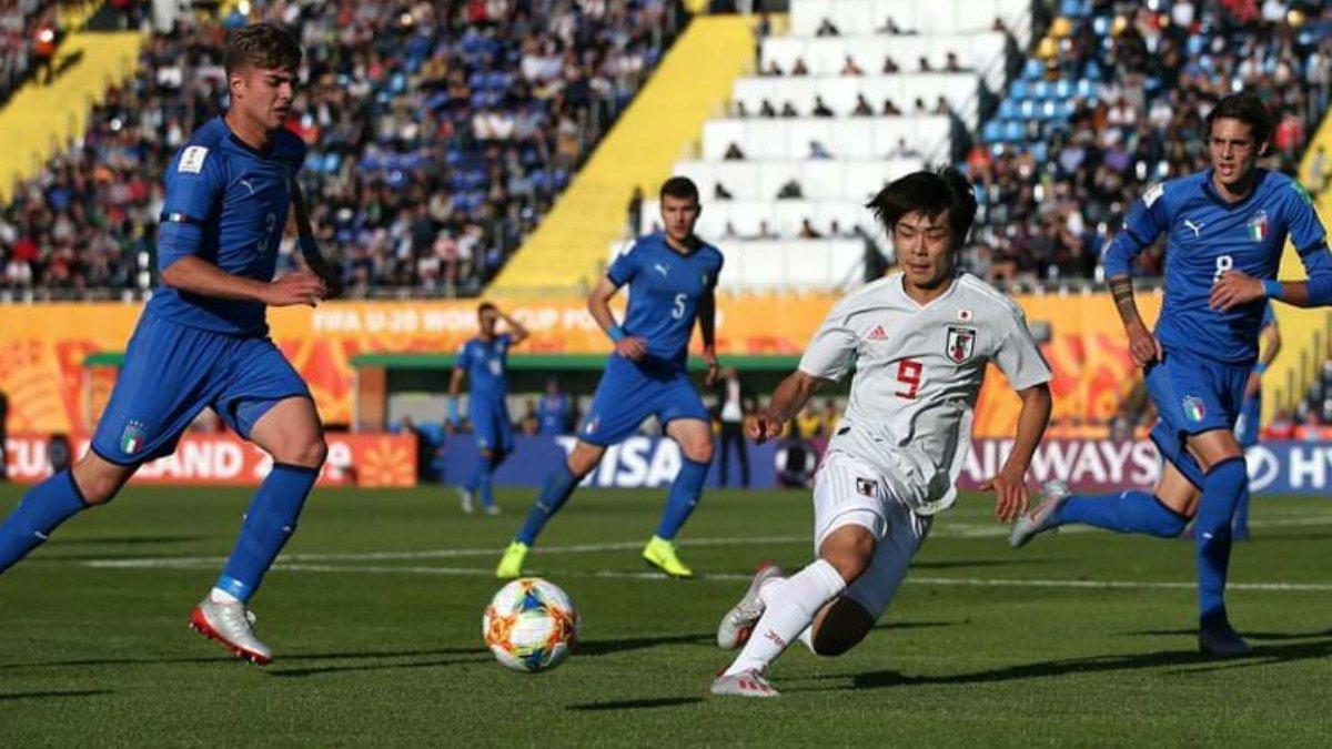 ЧМ-2019 U-20: Япония, Польша и Колумбия вышли в плей-офф