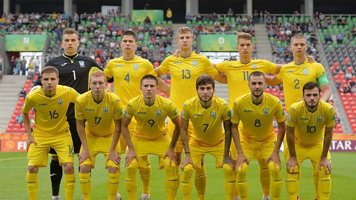 ЧМ-2019: сборная Украины U-20 сегодня сыграет матч 3-го тура – где смотреть