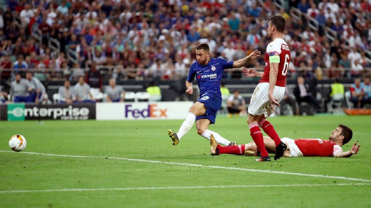 Челсі – Арсенал: фінал Ліги Європи 2018/19 став одним з найвідвідуваніших за останні 10 років