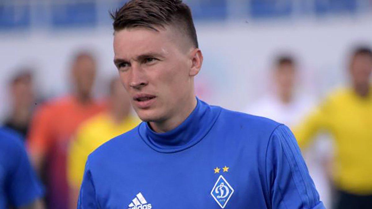 Сидорчук: Не говорив нікому ні слова на тему тренера Динамо