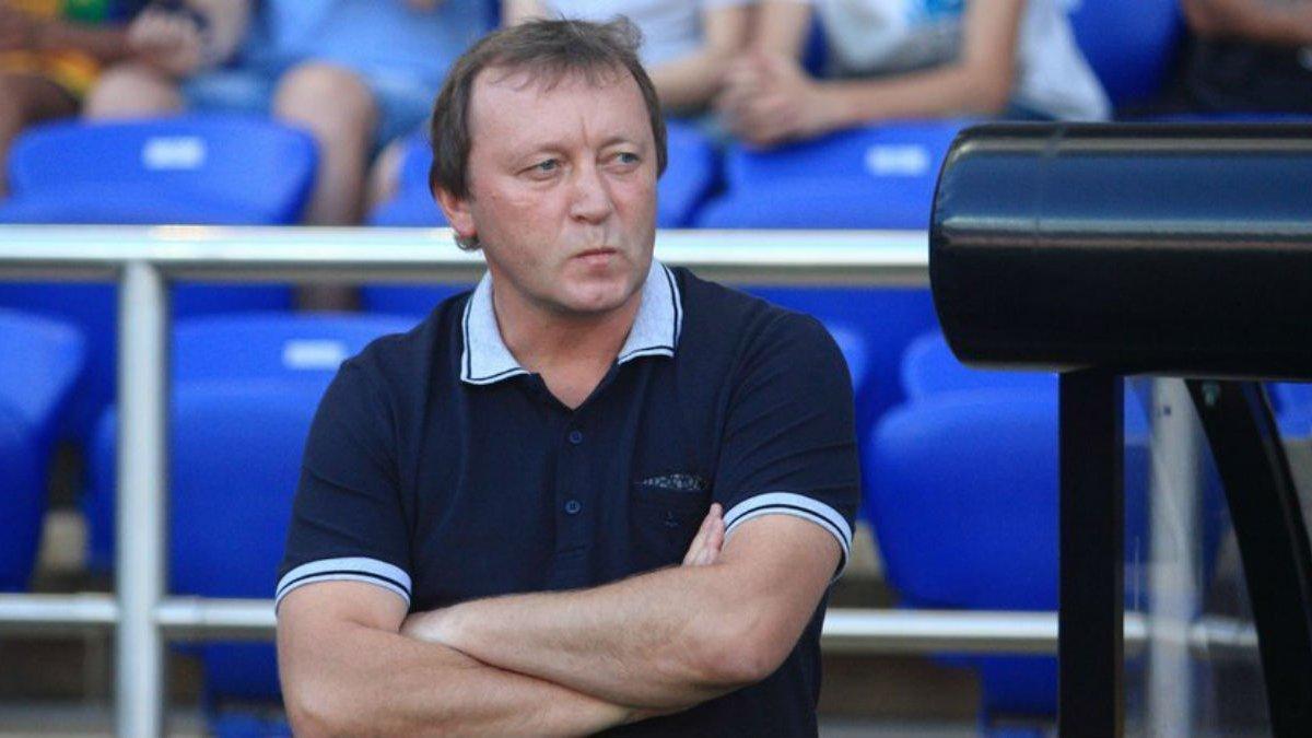 Шаран пояснив, чого не вистачило Олександрії в матчі з Динамо