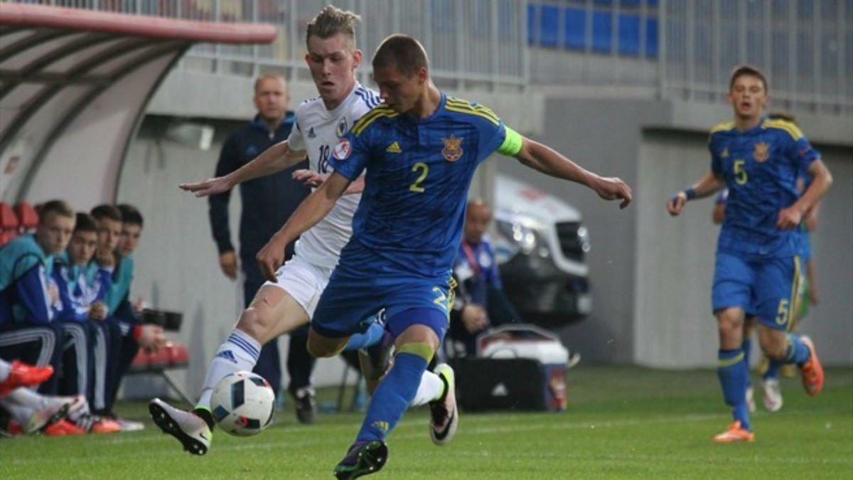Бондар: Хочу привітати вболівальників із виходом збірної України U-20 до плей-офф чемпіонату світу
