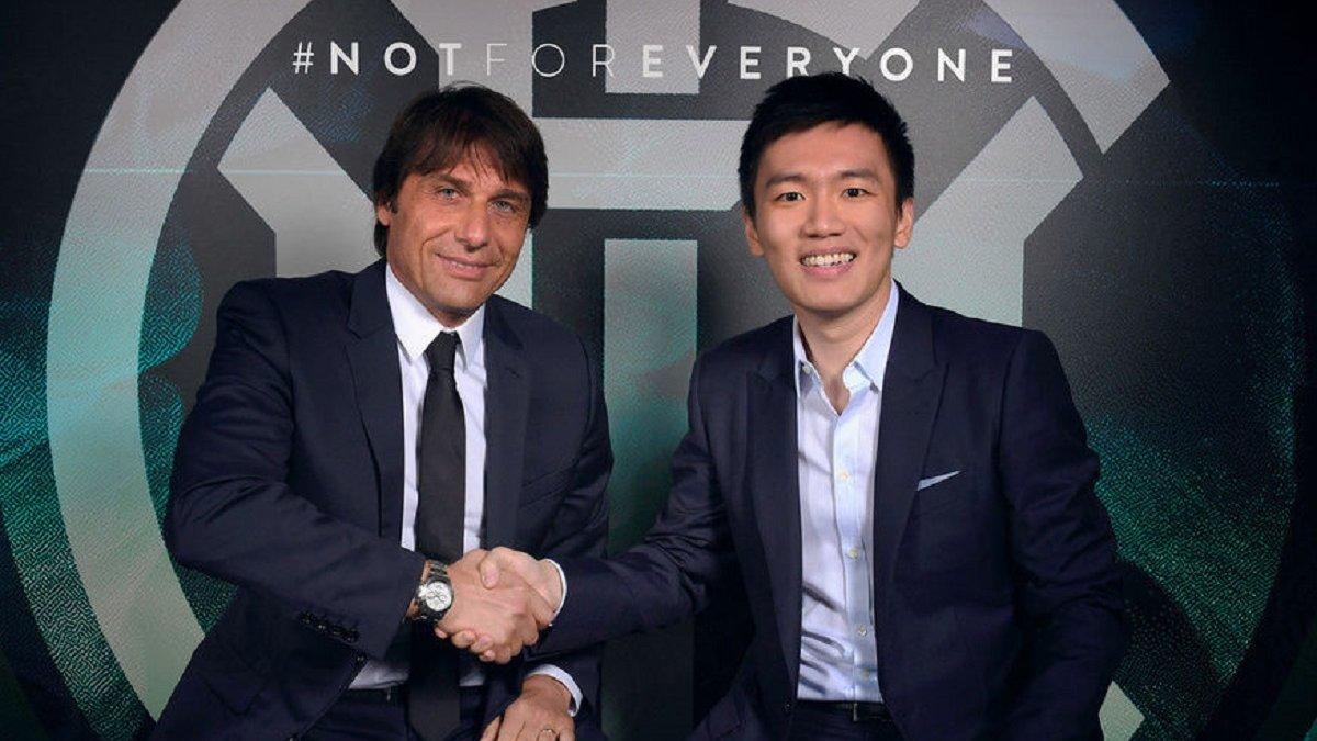 Конте официально стал главным тренером Интера