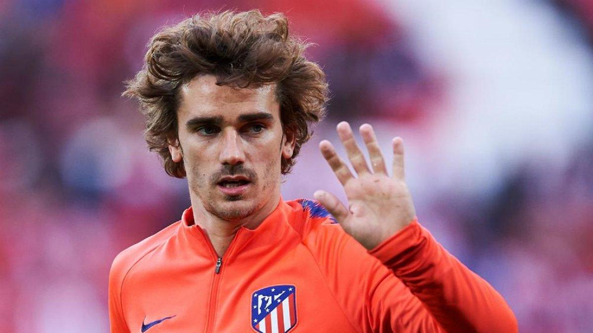 Грізманн домовився про контракт з Барселоною ще півроку тому – Атлетіко може поскаржитись на каталонців