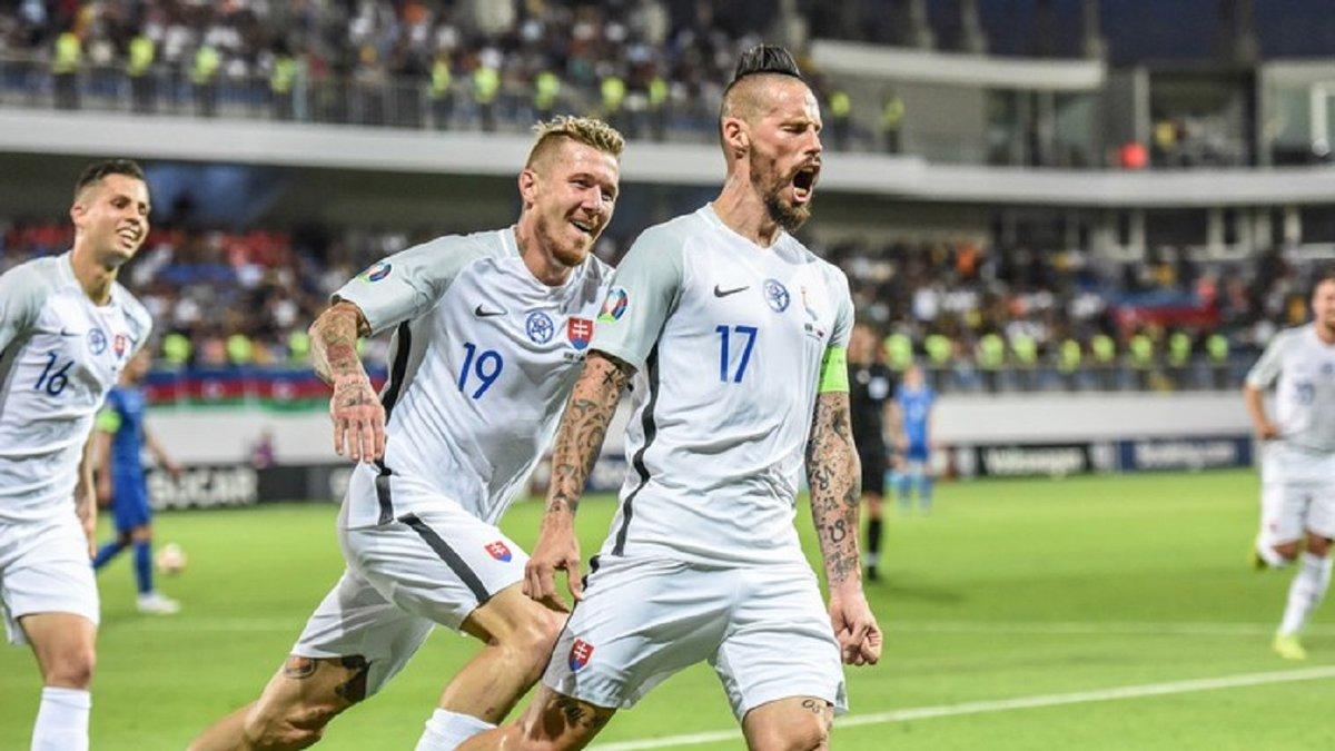 Отбор к Евро-2020: Словакия и Франция одержали разгромные победы, Армения  неожиданно переиграла Грецию - Футбол 24