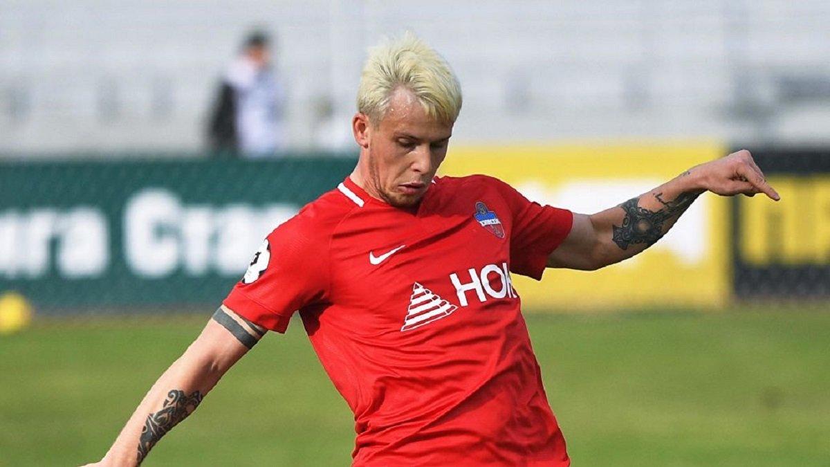Данченко офіційно перейшов з Шахтаря в Рубін – українець підписав довготривалий контракт