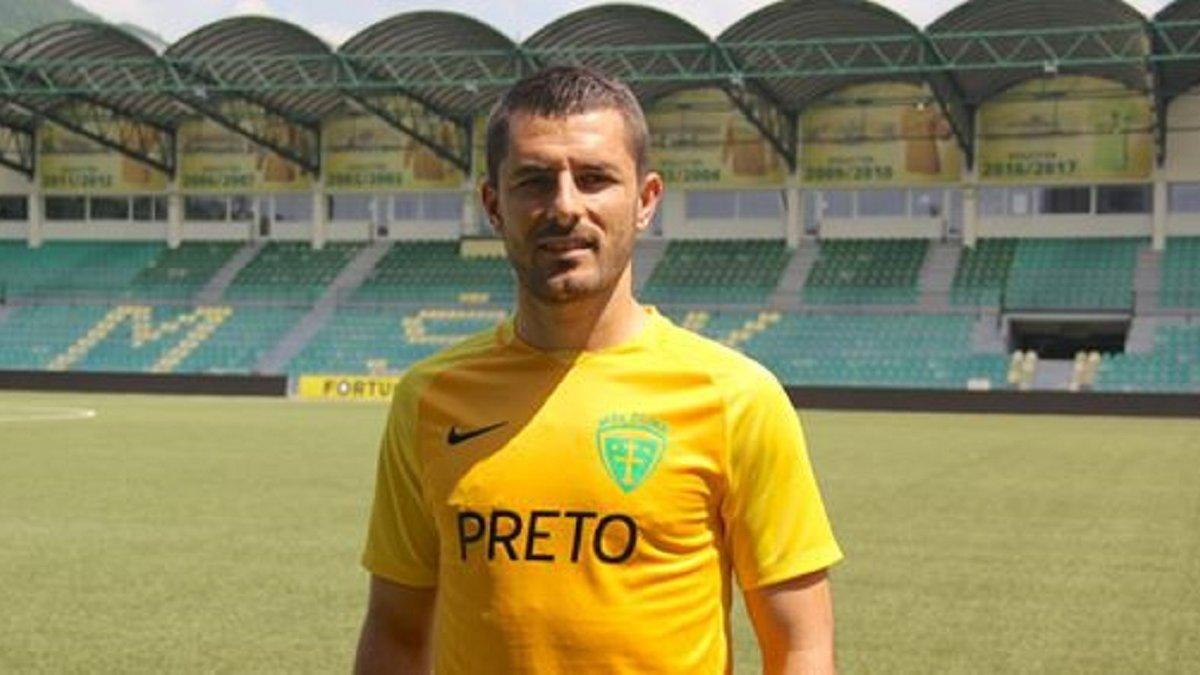Демірі, який у минулому сезоні грав за Маріуполь, став гравцем Жиліни