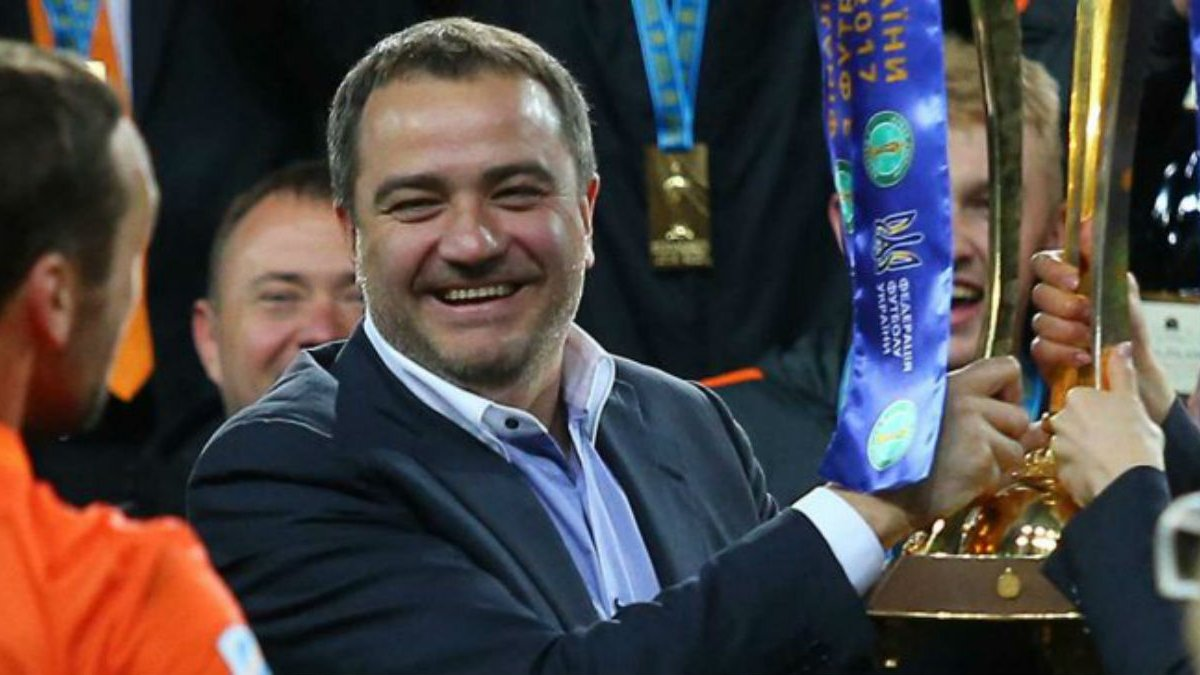 Павелко: Символічно, що у найсильнішій збірній U-20 виступає син Героя України Павла Дришлюка