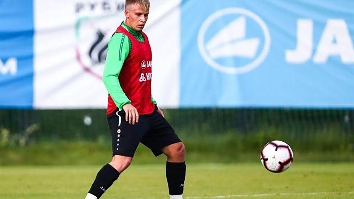 Фоззи – о трансфере Данченко в Рубин: Надеюсь, его не будут вызывать в сборную Украины