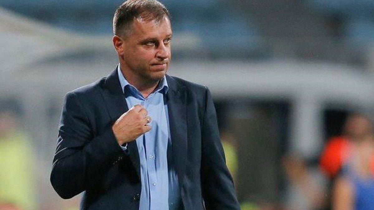 Вернидуб: Пропозицій очолити Динамо я не отримував