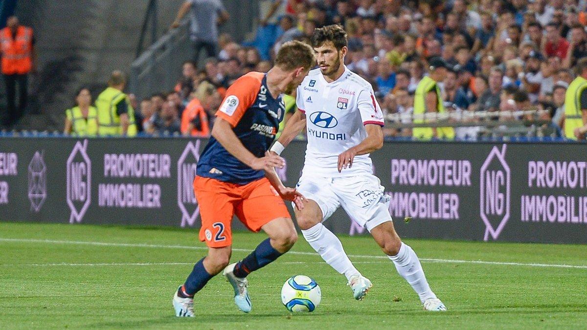 Шедевральний гол, нереалізований пенальті та червона картка у відеоогляді матчу Монпельє – Ліон