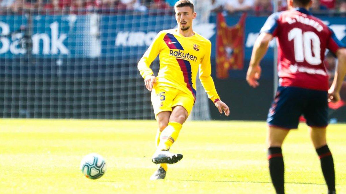 Осасуна – Барселона – 2:2 – видео голов и обзор матча