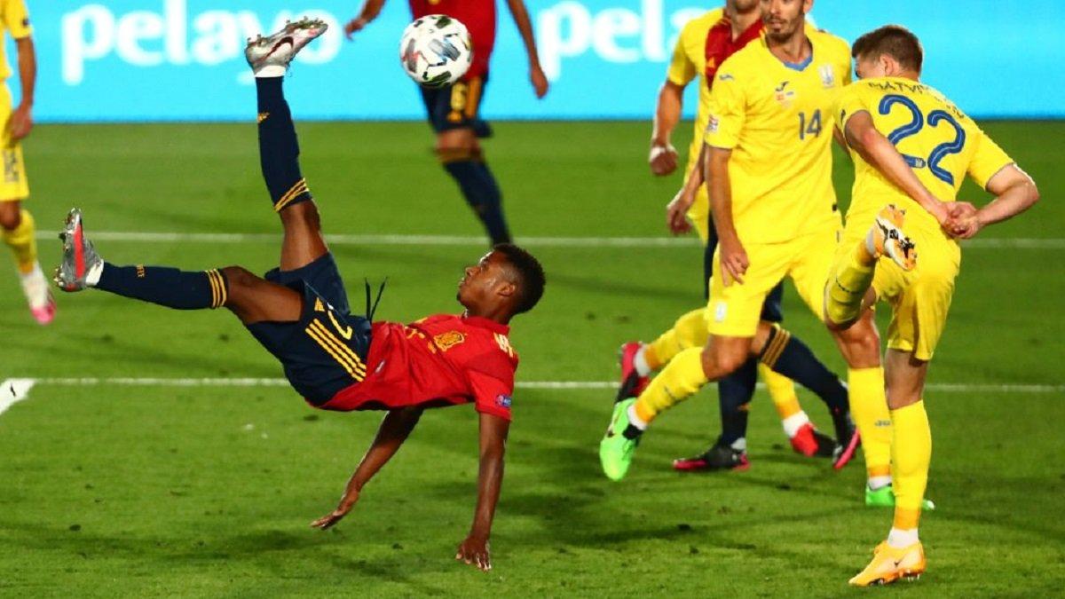 Відмовив Реалу та вже б'є рекорди в Барселоні: історія Ансу Фаті, який став кривдником збірної України
