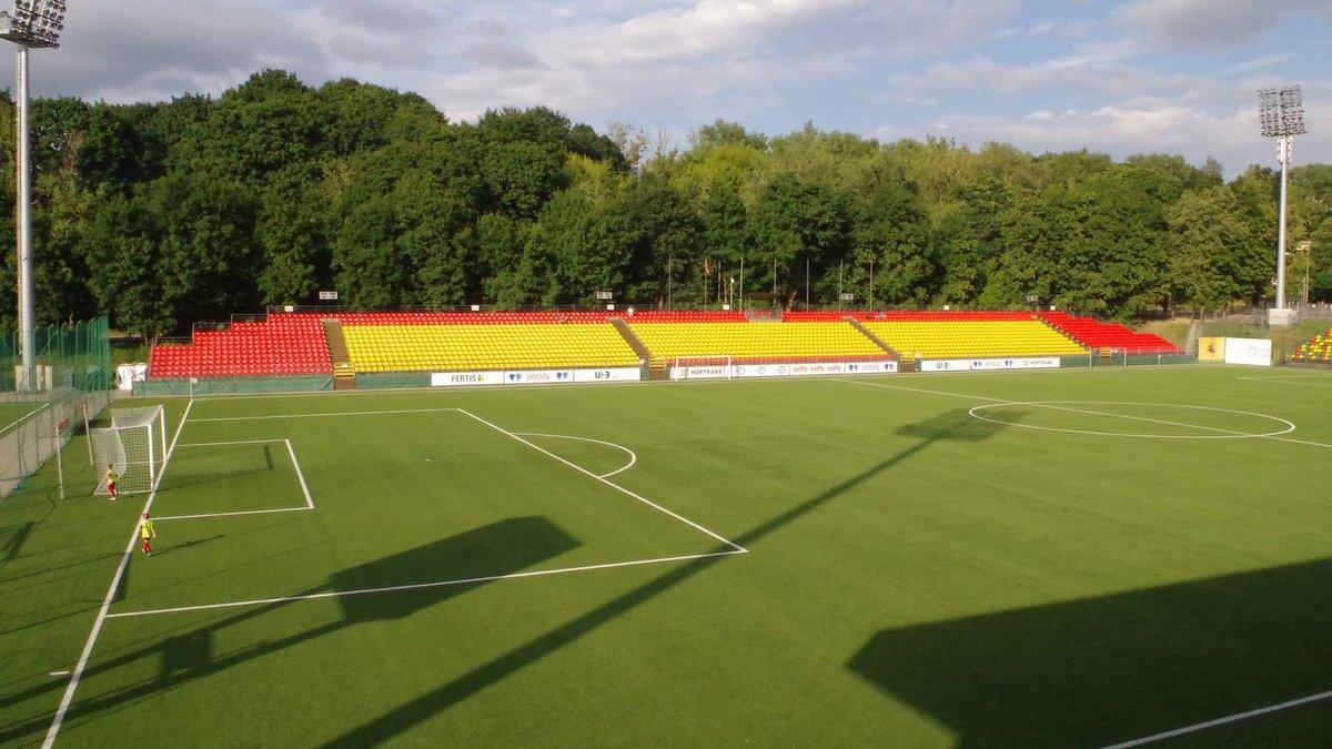 Литва – Україна: квитки були продані за 2 тижні до матчу відбору Євро-2020