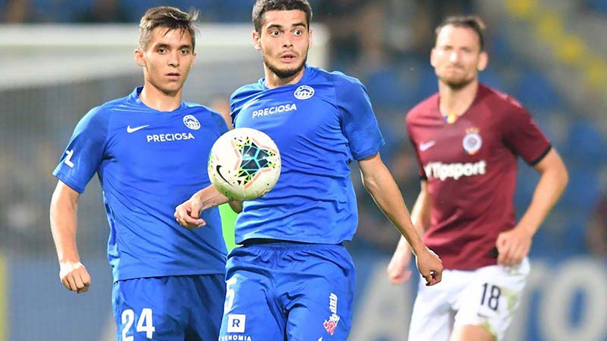 Алибеков рассказал о возможном трансфере в Александрию – игрок присоединился к Словану