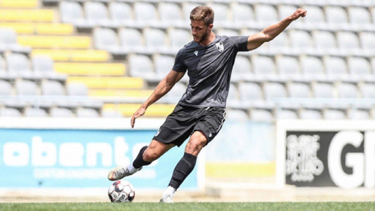 Бондаренко не сыграет за Виторию Гимараэш против Арсенала – украинца прооперировали после травмы