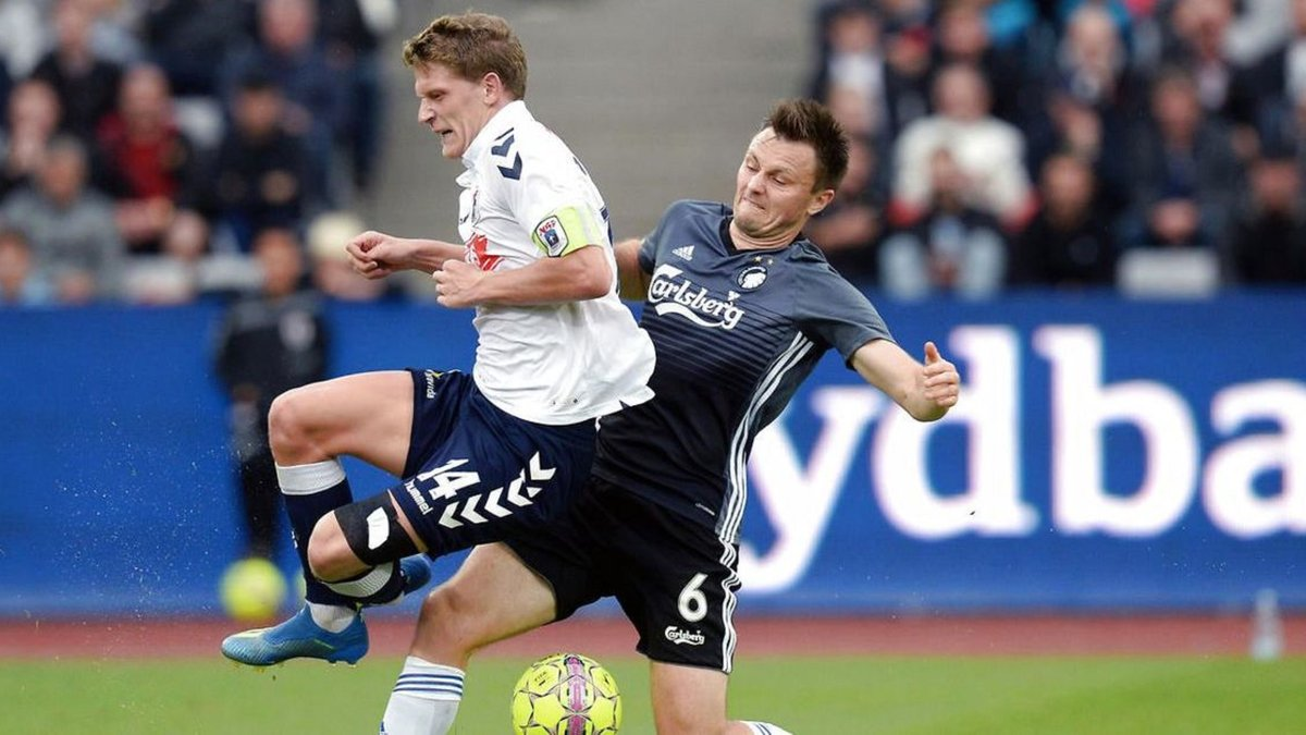 Динамо мотивувало Копенгаген перервати тривалу безвиграшну серію