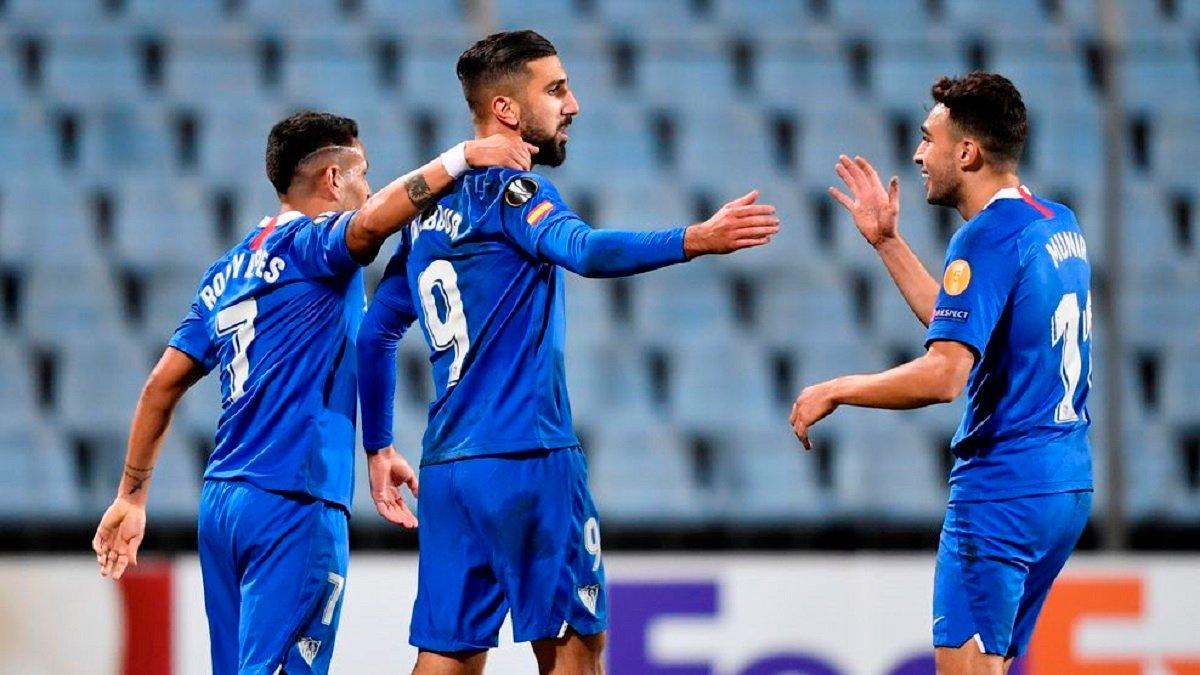 Ліга Європи: Мальме втратив шанс випередити Динамо, Севілья стала першою командою, яка вийшла у плей-офф