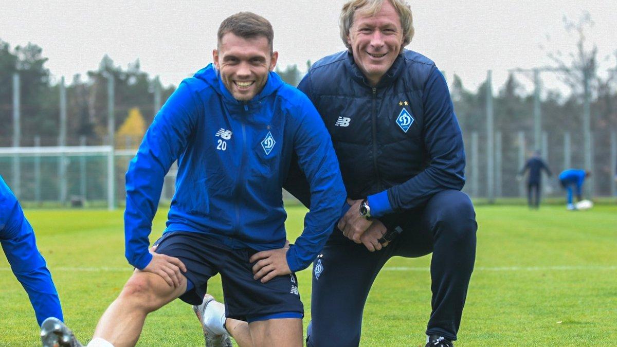 Караваєв зізнався, як тренування Михайличенка змінили гру Динамо